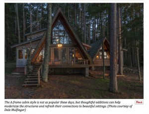 Dale Mulfinger Cabin Expert Architect Interview
