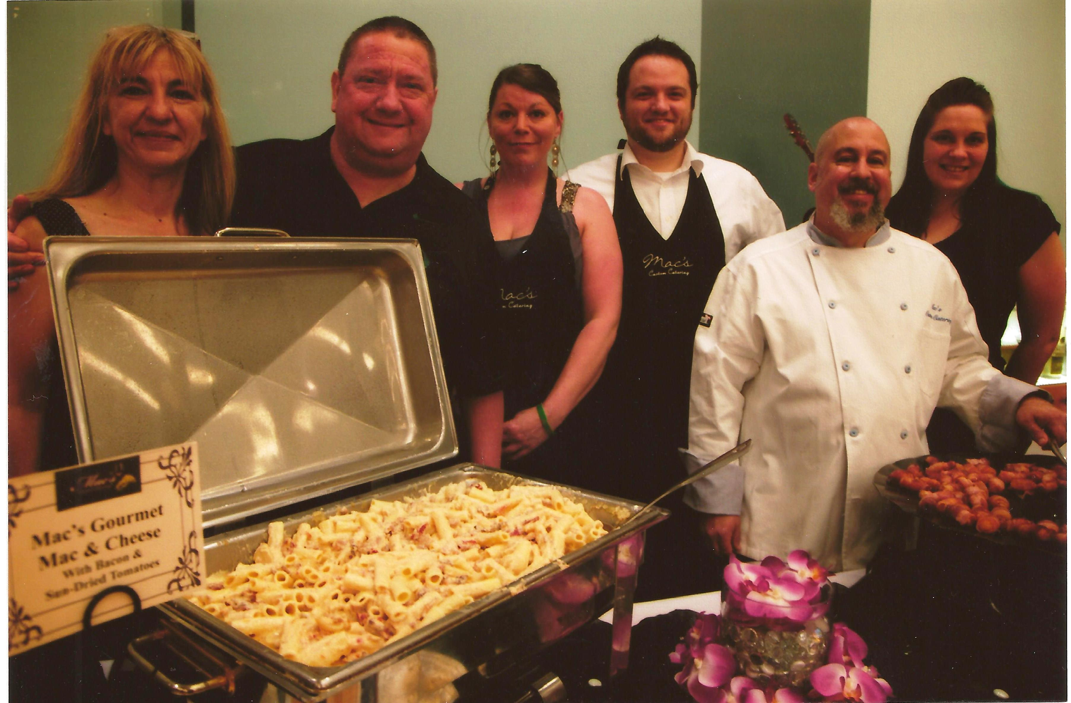 The Wild Duck Team Is Ready For Service At Chefs Night Out Photo Courtesy Of