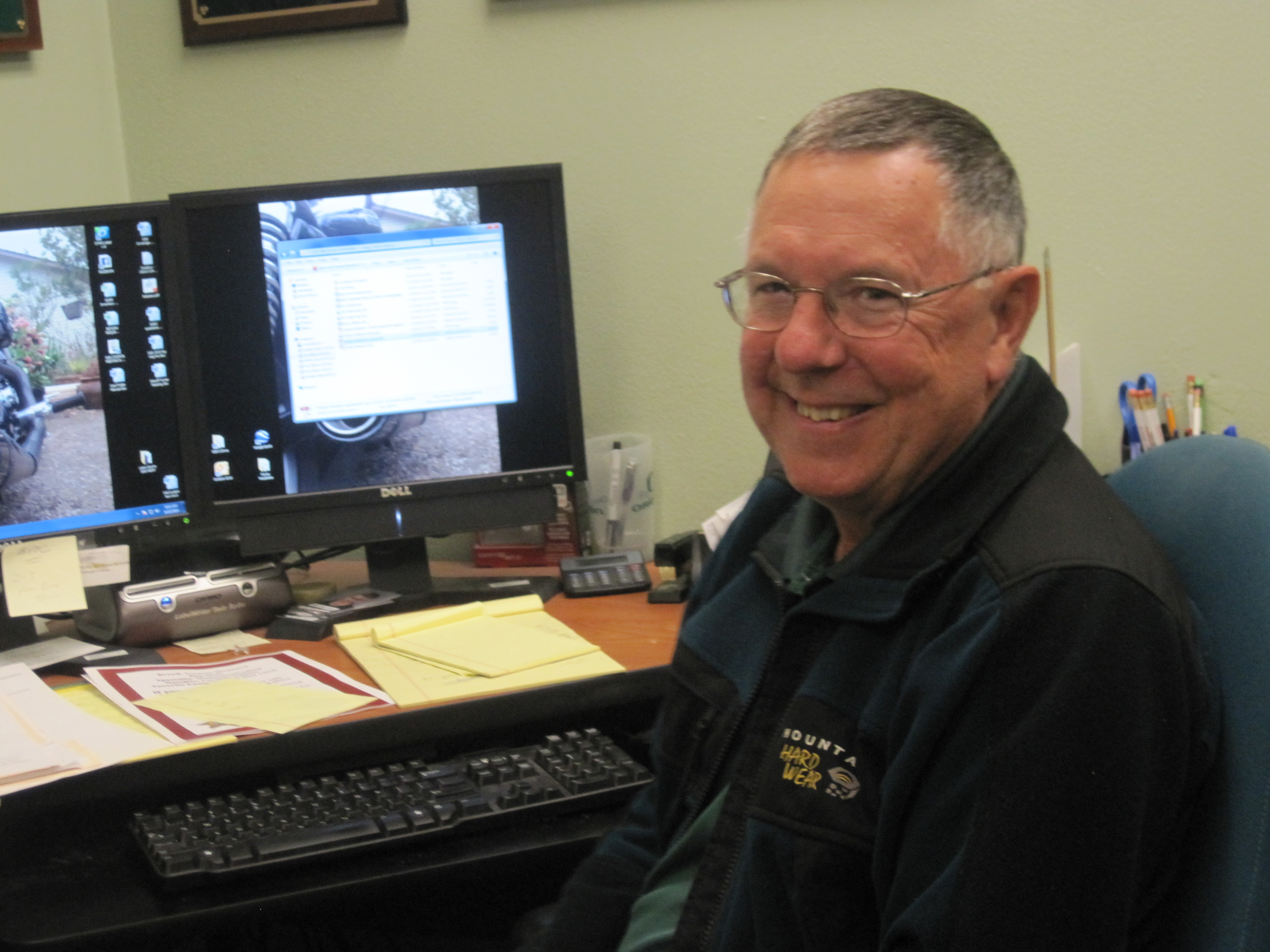 John Miller, the Search and Rescue Coordinator with the Lane County Sherriff's Office, wants more people to be part of the Project Lifesaver program.